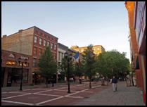 Downtown Ithaca
