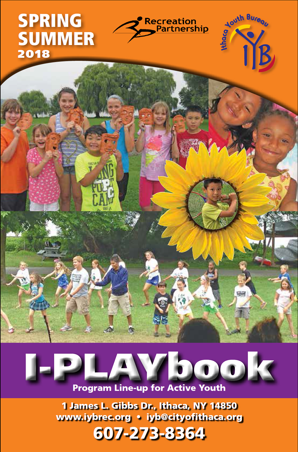2018 Summer IPLAYbook cover
