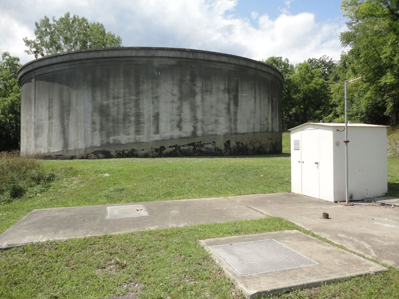 West Hill Water Tank 1