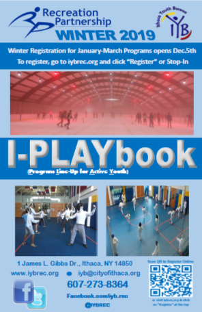 2019 Winter IPLAYbook